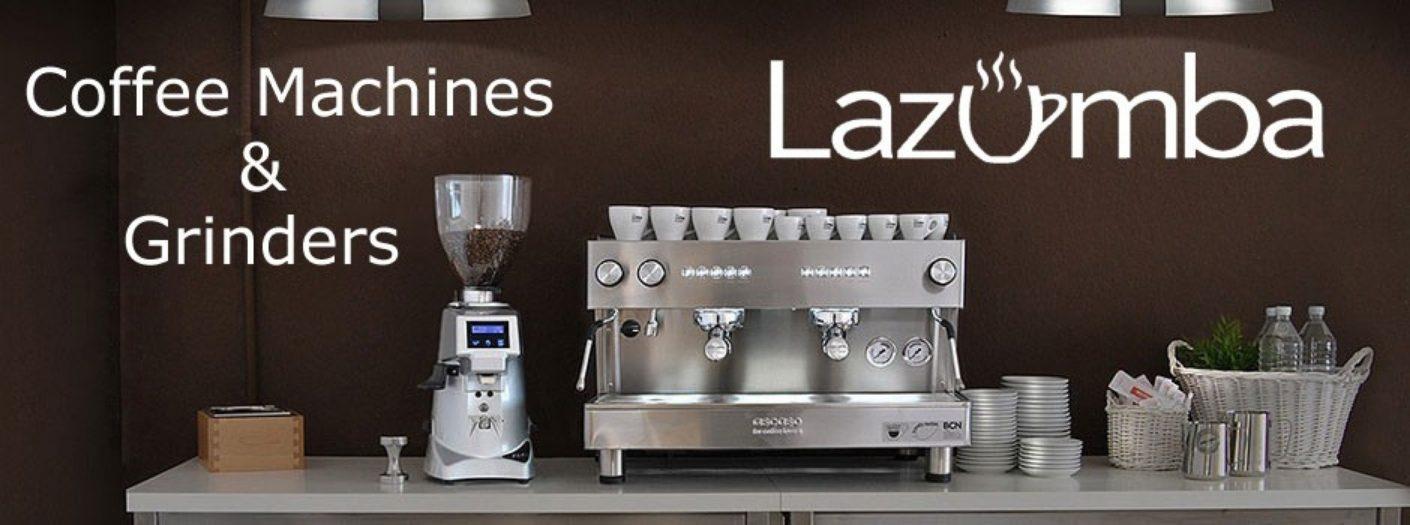 Lazumba home page machines